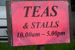 Teas on the Green
